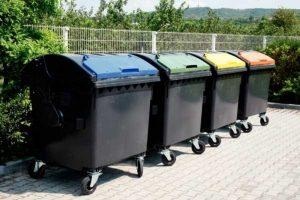 В Курскую область поступит 1500 новых контейнеров для мусора