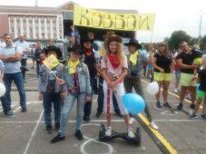 В Курске проходят «Папа-старты»