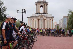 В Курске стартовал патриотический велопробег «Курская дуга — 2019»