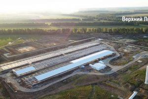 В Фатежском и Поныровском районах планируется консервация строительства объектов «Мираторга»
