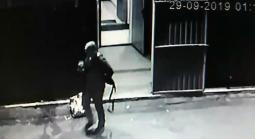 В Курске разыскивается подозреваемый в краже из помещения сауны