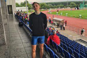 Спортсмен из Курска выиграл «серебро» командного чемпионата России