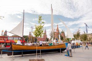 Куряне примут участие в фестивале русского географического общества в Москве