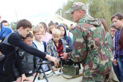 В Курской школе появится кадетский класс Росгвардии