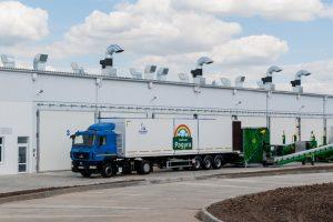 «Грибная радуга» в Курске открывает 3-ю очередь производства