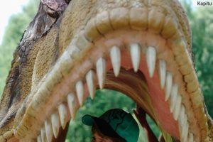 В Курске может появиться  Парк динозавров