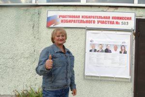 В городе Курчатове Курской области продолжаются выборы