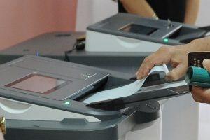 К 10 часам утра на выборах губернатора отдали голоса более 5% жителей Курской области