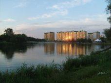 Роман Старовойт поторопил с благоустройством сквера «Ермошкино озеро»