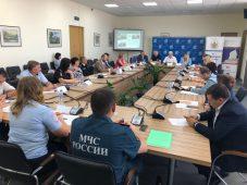 Курская область: отцы из Железногорска поделились опытом волонтерства