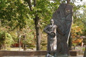 Курян приглашают на литературную акцию, посвященную памяти Константина Воробьева