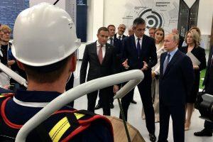 Курскую инновацию  оценил Владимир Путин
