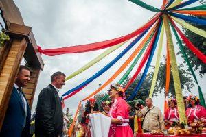 В Курской области отметили 370-летний юбилей города Обояни