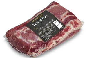 «Мираторг» запустил производство линейки новых продуктов из высококачественного мяса свинины «Карбонад свиной Tender Pork» и «Вырезка свиная Tender Pork»
