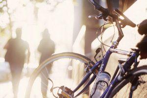 Уехал  на чужом велосипеде