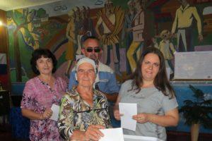 Курская область: Как голосуют в Медвенском районе