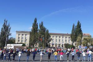 В День города курские танцоры установят рекорд России