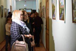 Завершился международный пленэр «Курск – соловьиного края столица»