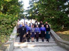 В Курскую православную семинарию приехали гости из разных стран