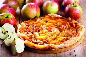 Вкусняшки из яблок