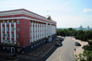 В Курской области утверждена новая структура администрации региона