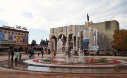 В Курске завтра закроют сезон фонтанов