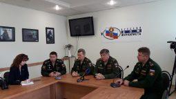 Большинство курских призывников будут служить в Западном военном округе