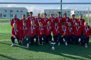 Воспитанники Академии «Авангард» стали бронзовыми призерами Первенства России