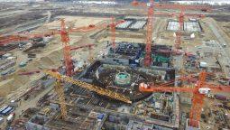 Энергоблок Курской АЭС №2 отключен от сети для планового ремонта