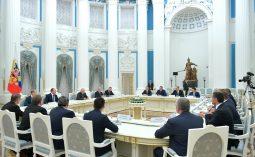 Роман Старовойт рассказал о встрече с Президентом России