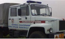 Курская область: в Обоянском районе обнаружена минометная мина