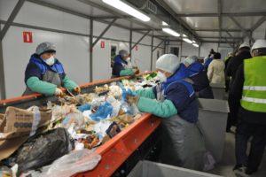 Курский мусоросортировочный комплекс посетила немецкая делегация