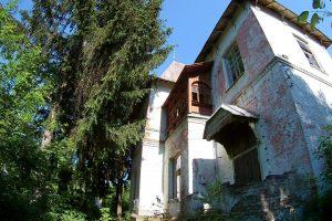В Курской области восстановят четыре старинные усадьбы
