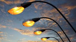 В Курской области уличным освещением в Суджанском районе занялась прокуратура