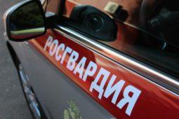В Курске задержали агрессивного мужчину с наркотиками