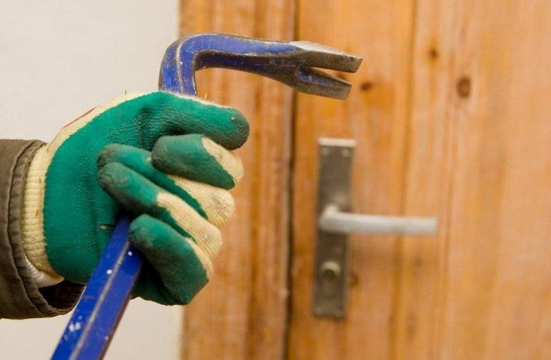 В Курской области грабят дачников