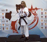 Курянка выиграла чемпионат мира по всестилевому каратэ
