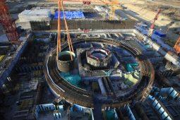 На Курской АЭС-2 появилось устройство локализации расплава