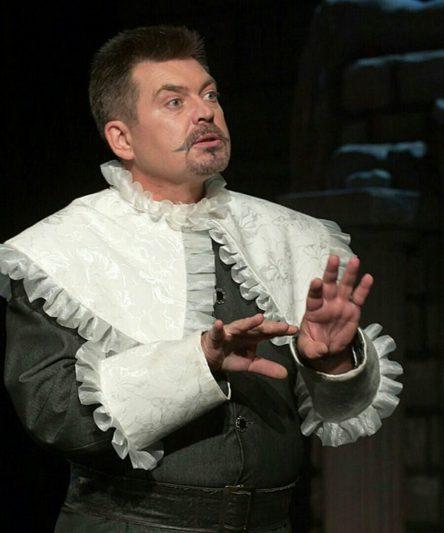 Актер Курского драмтеатра отмечен государственной наградой
