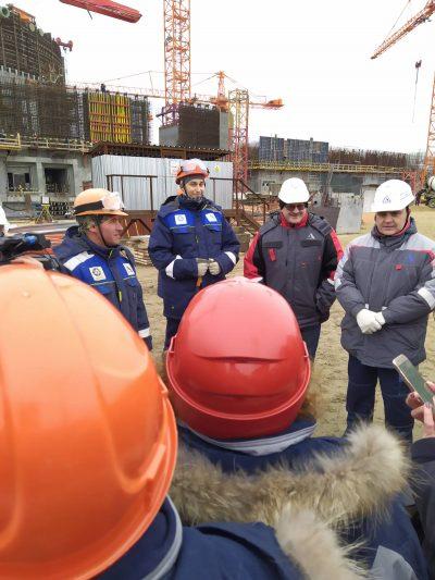 На Курской АЭС построят столовую на 300 мест