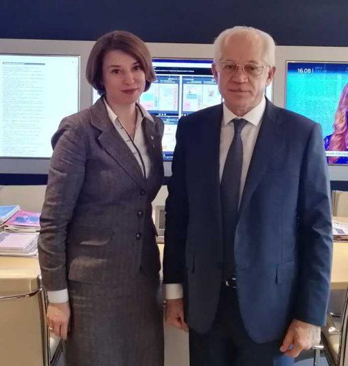«Курская правда» в «Российской газете»