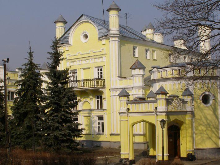 В реестр недвижимости внесены данные об объектах культурного наследия федерального значения
