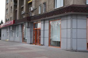 В Курске собственник реконструировал фасад без согласования