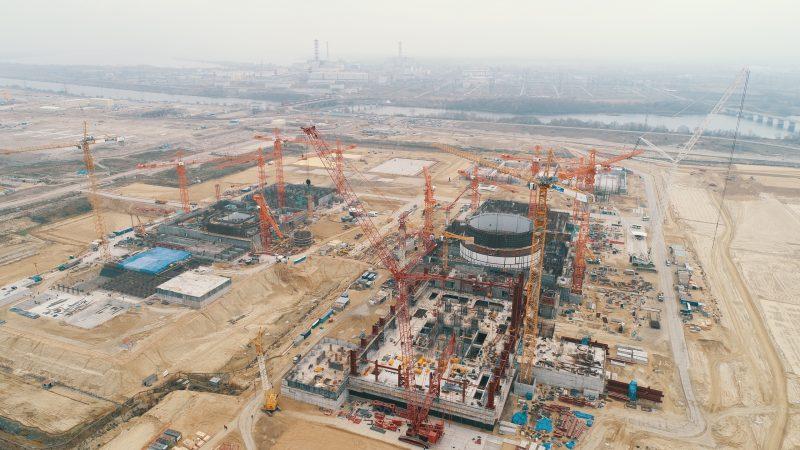 Строители Курской АЭС-2 завершили ключевые работы 2019 года