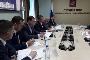 В селах Курской области появятся новые дороги