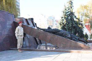 Пролетарский сквер  открыли после реконструкции