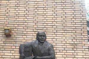 Редактор «Известий» родился в Букреевке