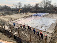 В Курской области реконструируют очистные сооружения