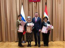 В Курске наградили лучших изобретателей и новаторов