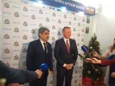 Губернатор Курской области Роман Старовойт встретился с послом Афганистана